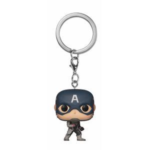 [Avengers: Endgame: Pocket Pop! Vinyl Keychain: Captain America (Product Image)]