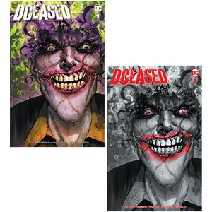 [DCeased #1 (Trevor Hairsine Omega 880 Variant Set Signed Edition) (Product Image)]