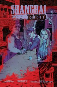 [Shanghai Red #3 (Cover B Fowler) (Product Image)]