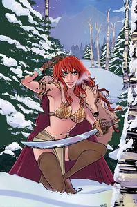 [Red Sonja #25 (Anwar Virgin Variant) (Product Image)]