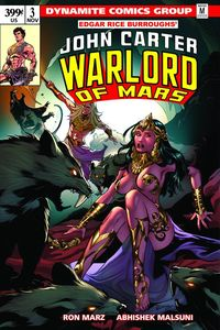 [John Carter: Warlord Of Mars #3 (Cover C Lupacchino Variant) (Product Image)]