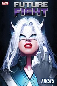 [Future Fight Firsts: White Fox #1 (Product Image)]