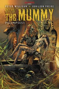 [The Mummy #5 (Cover C Friere) (Product Image)]