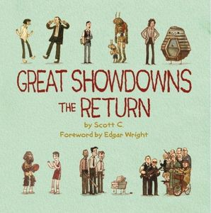 [Great Showdowns: The Return (Hardcover) (Product Image)]