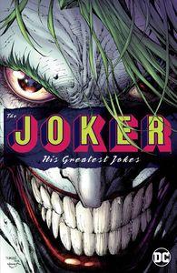 [The Joker: His Greatest Jokes (Product Image)]