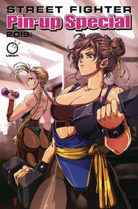 [Street Fighter: 2019 Pinup Special #1 (Cover A Liu) (Product Image)]