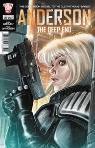 [Anderson: The Deep End: One Shot (Signed) (Product Image)]