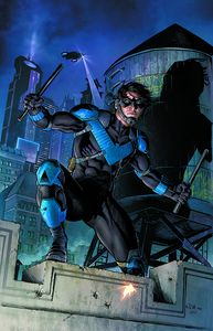 [Future State: Nightwing #1 (Nicola Scott Card Stock Variant) (Product Image)]