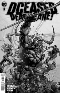 [Dceased: Dead Planet #6 (Product Image)]