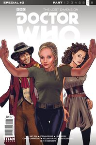 [Doctor Who: Lost Dimension: Special #2 (Cover A Klebs Jr) (Product Image)]