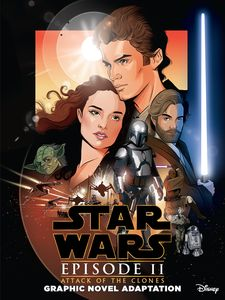[Star Wars: Attack Of Clones Adaptation (Product Image)]