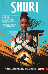 [Shuri: Volume 1: Search For Black Panther (Product Image)]