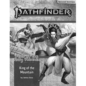 [Pathfinder: Adventure Path: Fists Of The Ruby Phoenix: King Of The Mountain (Product Image)]