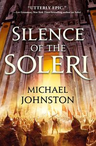 [Amber Throne: Book 2: Silence Of The Soleri (Hardcover) (Product Image)]