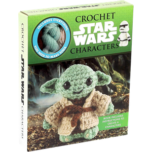 [Crochet Star Wars: Characters (Including Yarn For Yoda) (Product Image)]