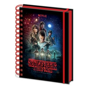 [Stranger Things: Notebook: Season 1 (Product Image)]