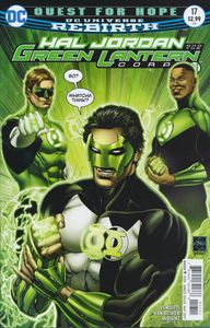 [Hal Jordan & The Green Lantern Corps #17 (Product Image)]