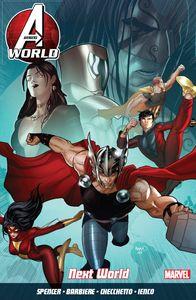 [Avengers World: Volume 3: Next World (UK Edition) (Product Image)]
