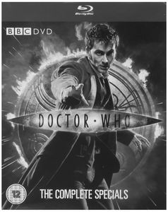 [Doctor Who: The Complete Specials Boxset (Blu-Ray) (Product Image)]
