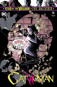 [Catwoman #15 (YOTV) (Product Image)]