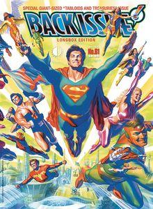 [Back Issue #61 (Longbox Edition) (Product Image)]