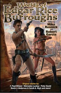 [Worlds Of Edgar Rice Burroughs (Product Image)]
