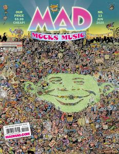 [Mad Magazine #13 (Product Image)]