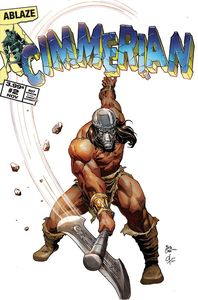 [The Cimmerian: Beyond The Black River #2 (Cover D Casas) (Product Image)]