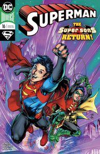 [Superman #16 (Yotv) (Product Image)]
