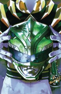 [Mighty Morphin Power Rangers #55 (Foil Montes Variant) (Product Image)]