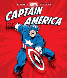 [Captain America: My Mighty Marvel First Book (Product Image)]