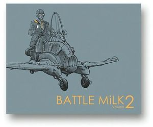 [BATTLE MiLK 2: Tangents & Transitions In Concept Art: Volume 2 (Product Image)]