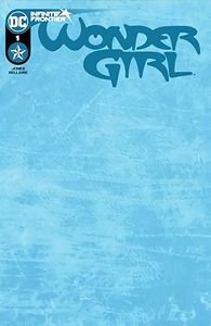 [Wonder Girl #1 (Cover C Blank Card Stock Variant) (Product Image)]