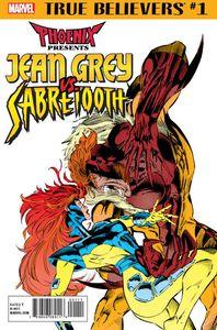 [True Believers: Phoenix Vs Sabretooth (Product Image)]