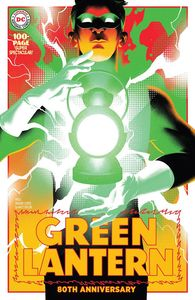 [Green Lantern: 80th Anniversary 100 Page Super Spectacular #1 (1950s Variant Edition) (Product Image)]