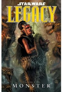 [Star Wars: Legacy: Volume 9: Monster (Titan Edition) (Product Image)]