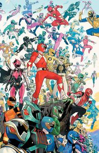 [Power Rangers #2 (Mora Variant) (Product Image)]