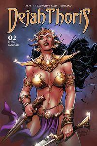 [Dejah Thoris (2019) #2 (Davila Bonus Variant) (Product Image)]