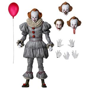 [IT Chapter 2: Action Figure: Ultimate Pennywise (Product Image)]