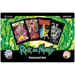 [Rick & Morty: Postcard Set (Product Image)]