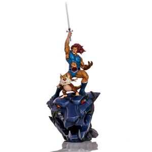 [Thundercats: Art Scale Statue: Lion-O & Snarf (Product Image)]