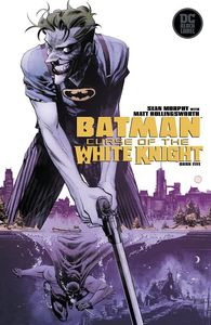 [Batman: Curse Of The White Knight #5 (Product Image)]