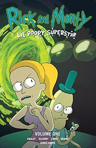 [Rick & Morty: Lil' Poopy Superstar (Product Image)]