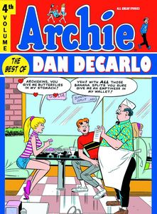 [Archie: The Best Of Dan Decarlo: Volume 4 (Hardcover) (Product Image)]