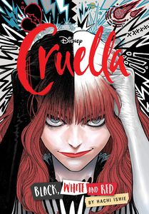 [Disney Cruella: The Manga: Black White & Red (Product Image)]
