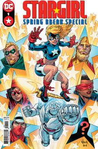 [Stargirl: Spring Break Special #1 (Cover A Todd Nauck) (Product Image)]