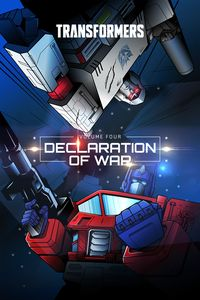 [Transformers: Volume 4: Declaration Of War (Hardcover) (Product Image)]