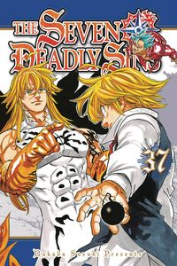 [The Seven Deadly Sins: Volume 37 (Product Image)]
