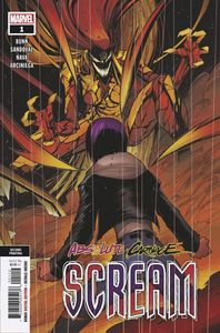 [Absolute Carnage: Scream #1 (2nd Printing Sandoval Variant) (Product Image)]