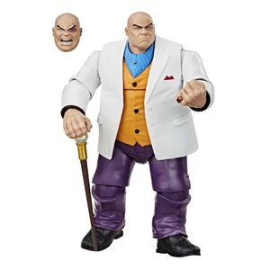 [Spider-Man: Vintage Variant Action Figure: Kingpin (Product Image)]